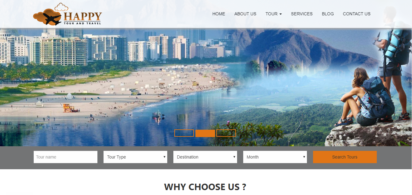 Tour & Travels – Percept Systems